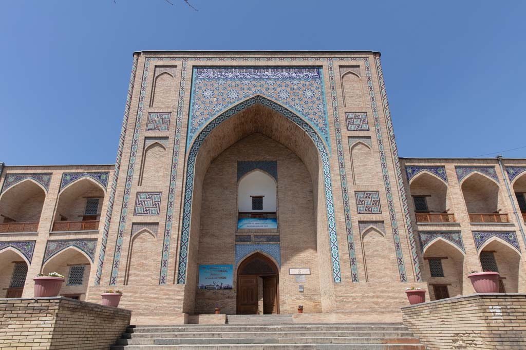 Kulkadesh Madrasa, Tashkent Uzbekistan