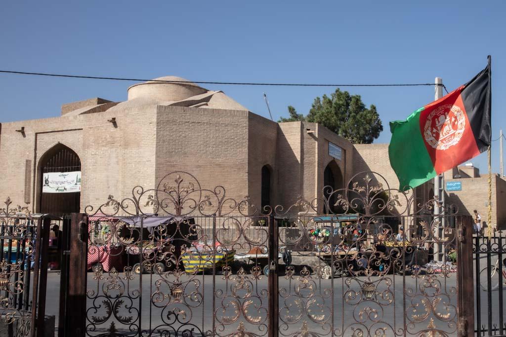 Malik Cistern, Herat, Afghanistan