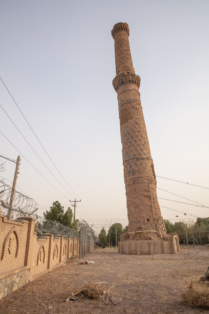 Minaret #5, Minaret #5 Herat, Herat, Afghanistan