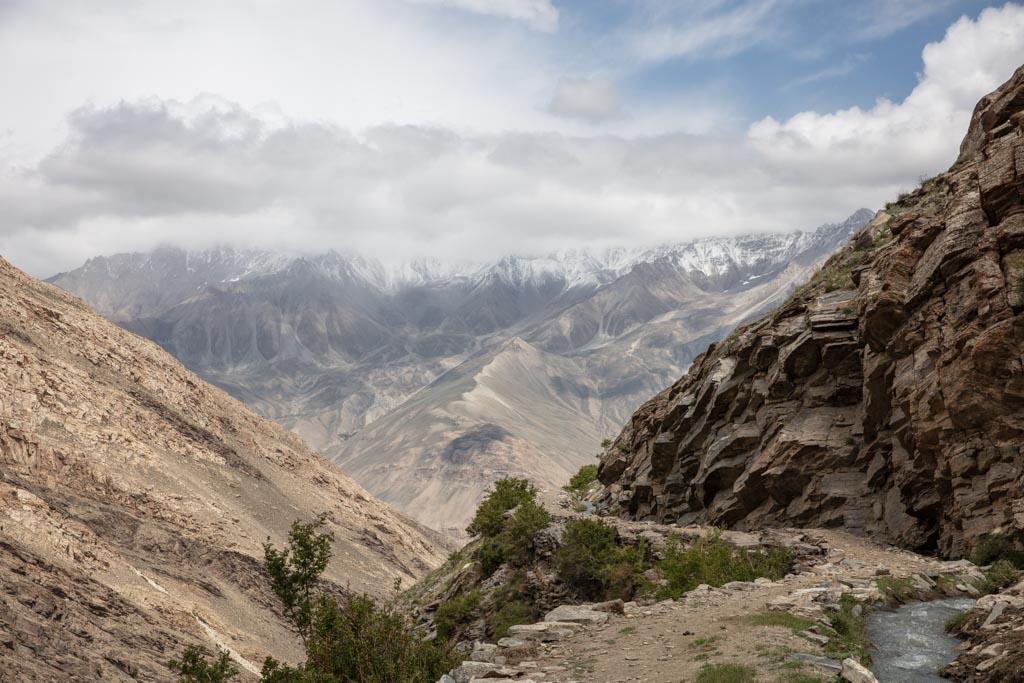 Pik Engles Meadows Trek, Tajik Wakhan, Tajikistan